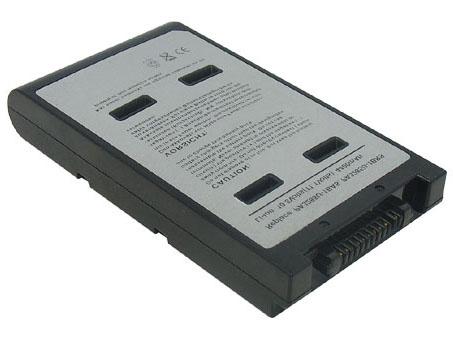 PABAS073 4400.00mAh 10.80 V laptop accu