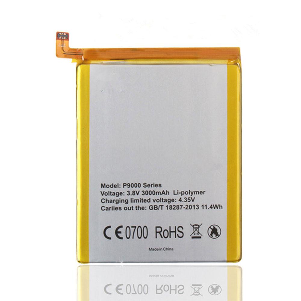 P8000 4165mAh/15.8WH 3.8V laptop accu