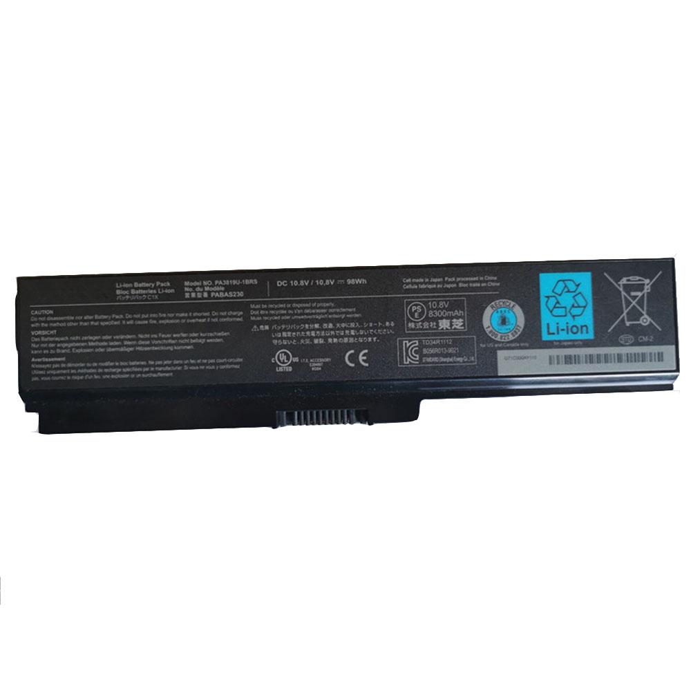 PA3816U-1BRS 98Wh 10.8V laptop accu