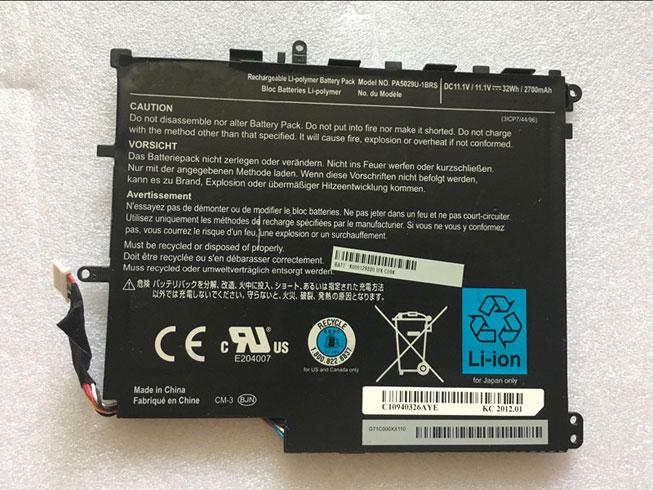 PA5029U-1BRS laptop accu's