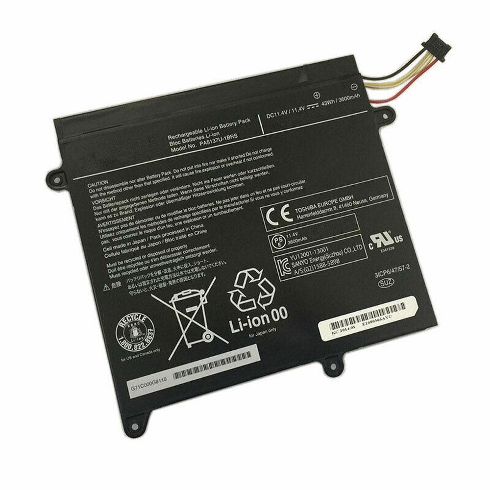 PA5137U-1BRS Tablet accu's
