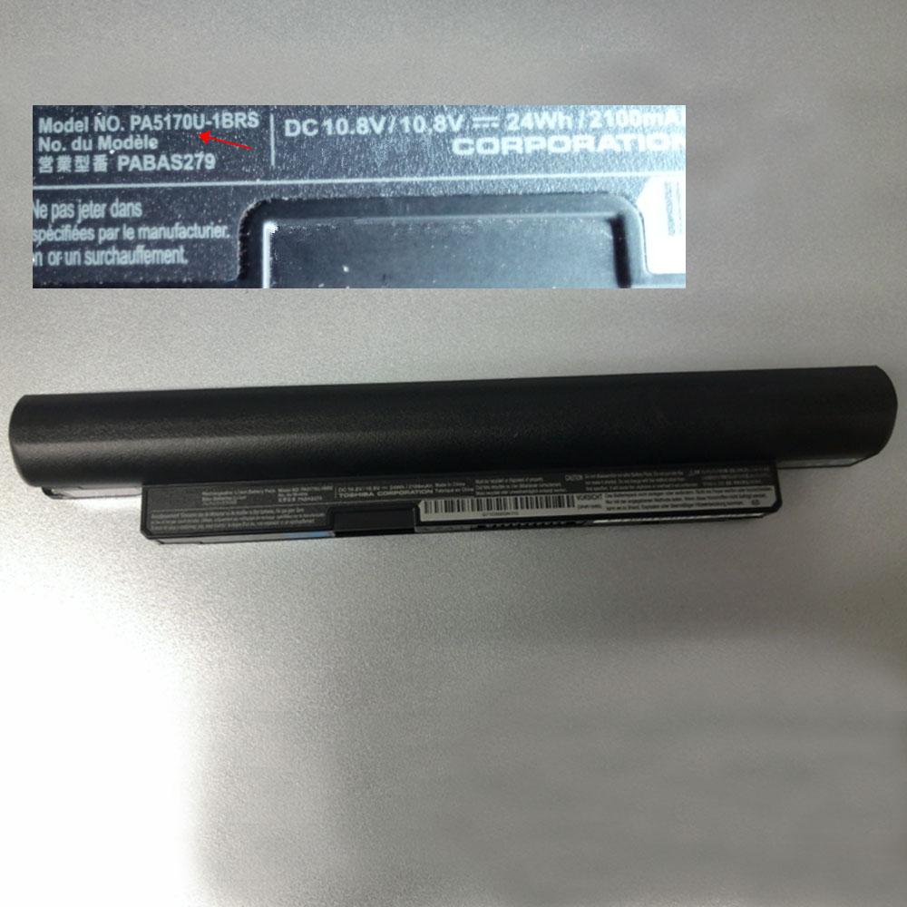 PA5170U-1BRS laptop accu's