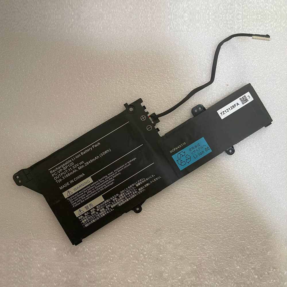 PC-VP-BP126 33Wh/3166mAh 11.52V laptop accu