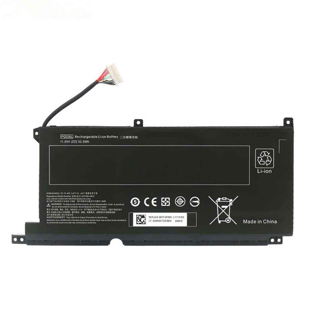 PG03XL batterij