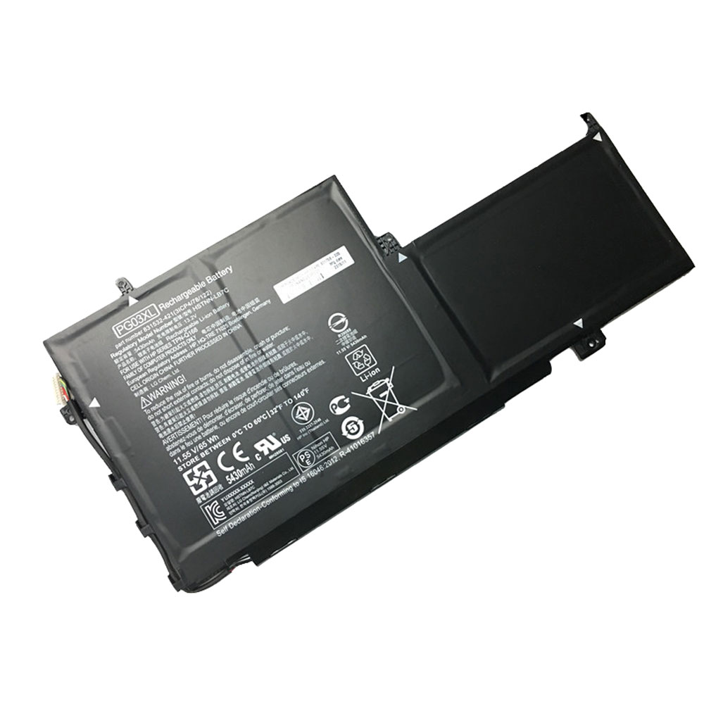 pg03xl laptop accu