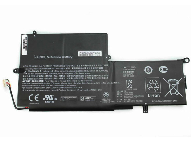 6789116-005 laptop accu