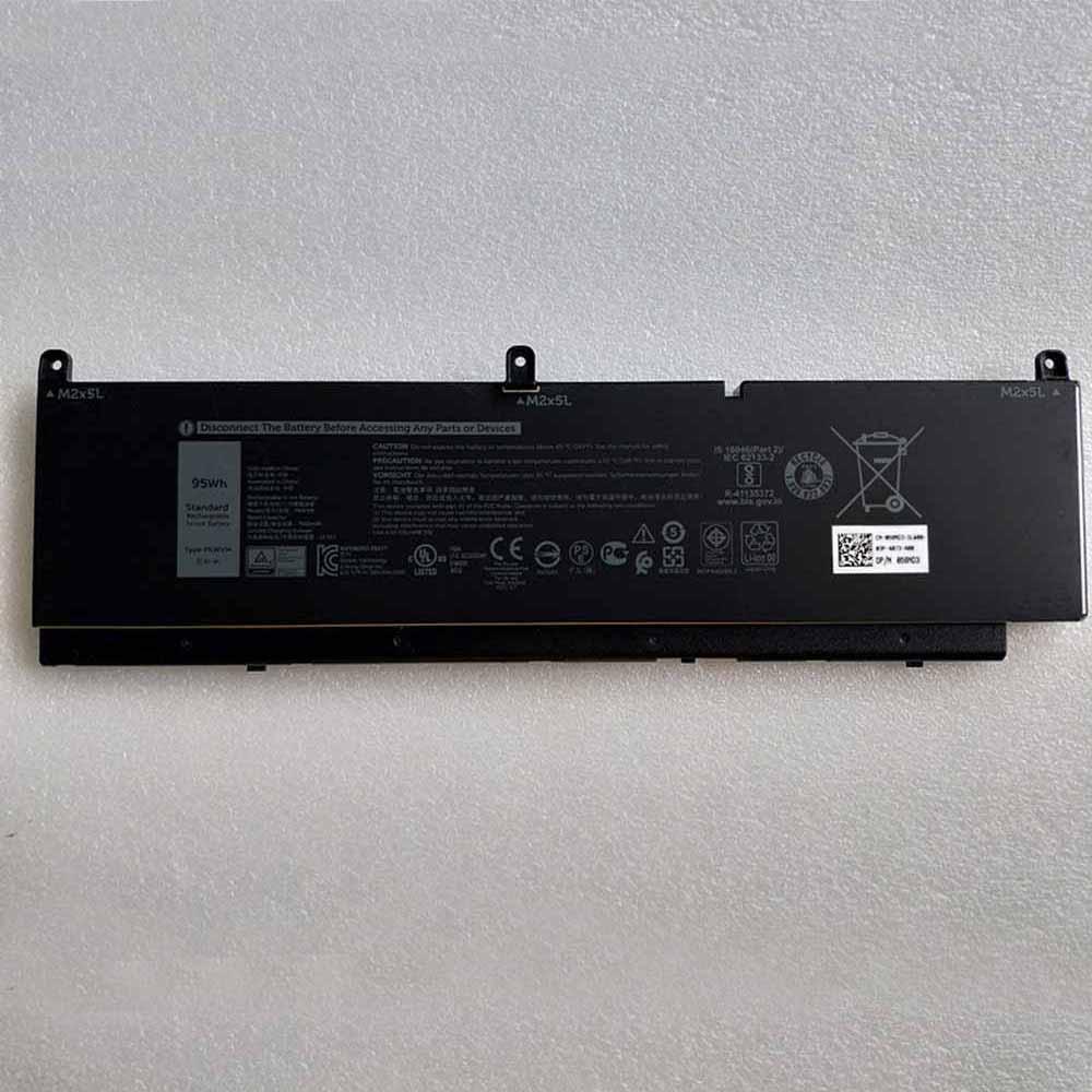PKWVM 95Wh 11.4V/13.35V laptop accu