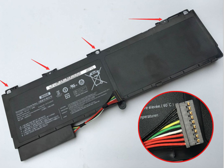 AA-PLAN6AR 46wh 7.4V laptop accu