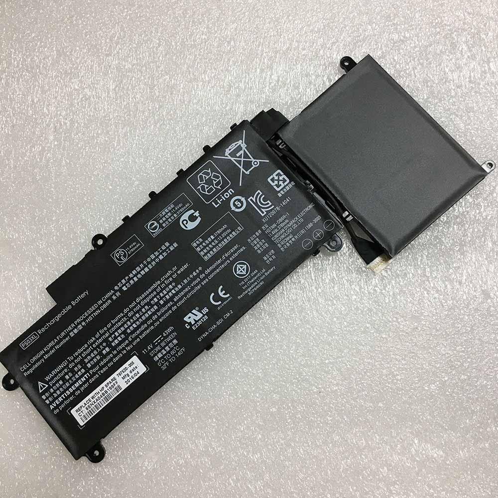 PS03XL laptop accu's