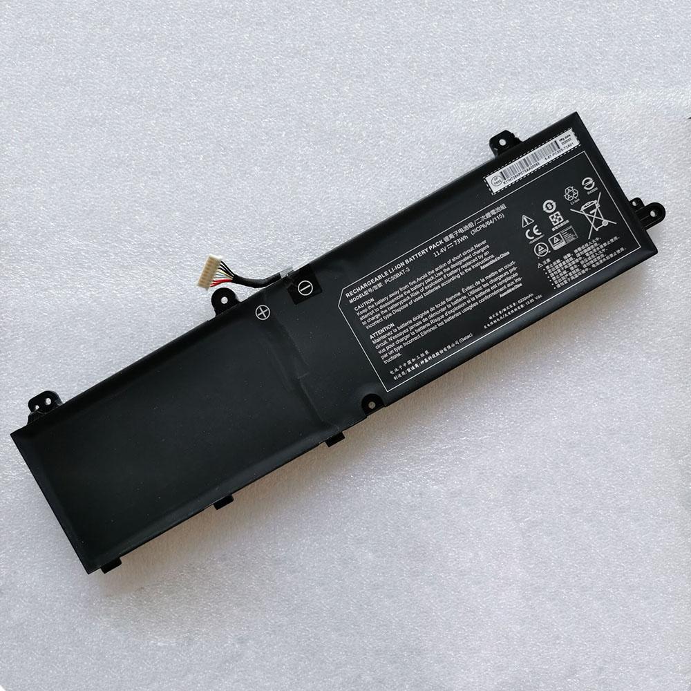 PC50BAT-3 laptop accu's