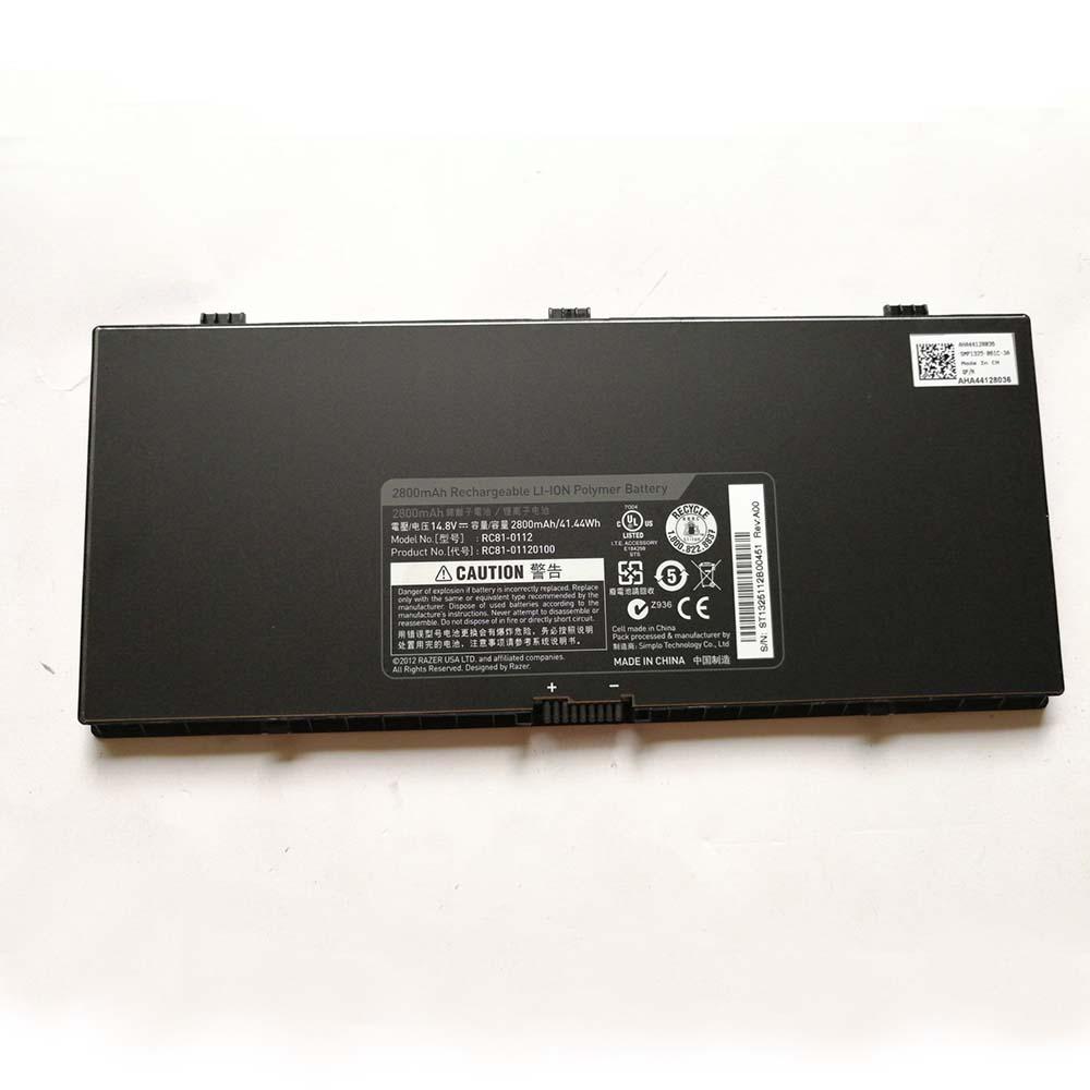 RC81-0112 laptop accu's