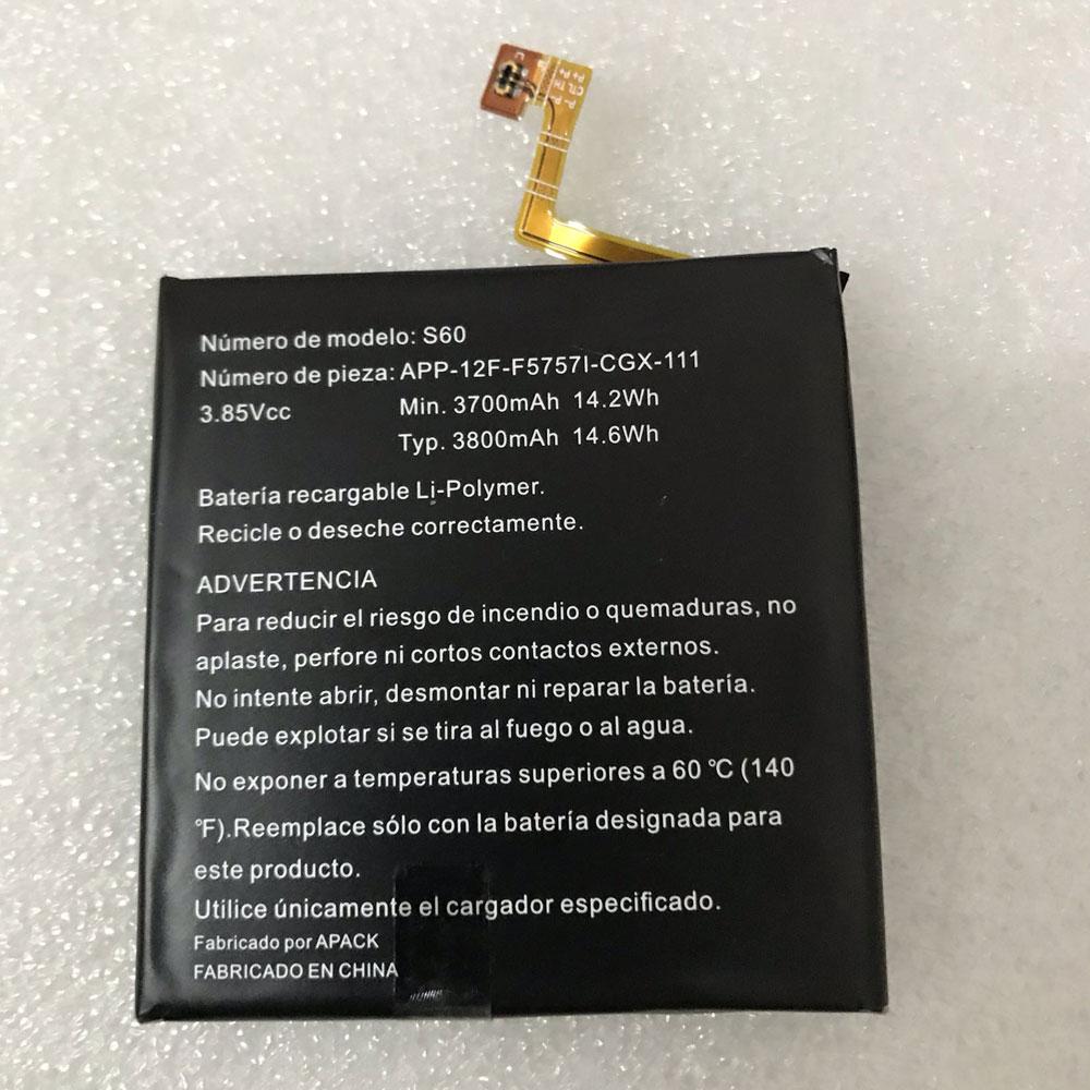 app-12f-f5757i-cgx-111 Telefoon accu