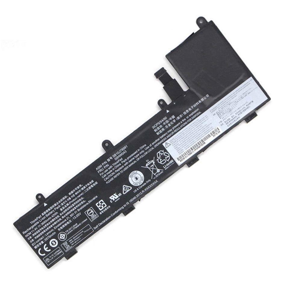 SB10J78991 laptop accu's