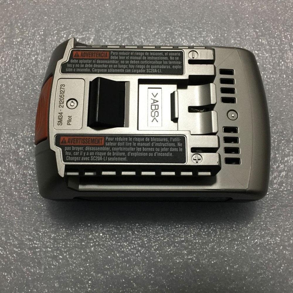 SB20A-LI batterij