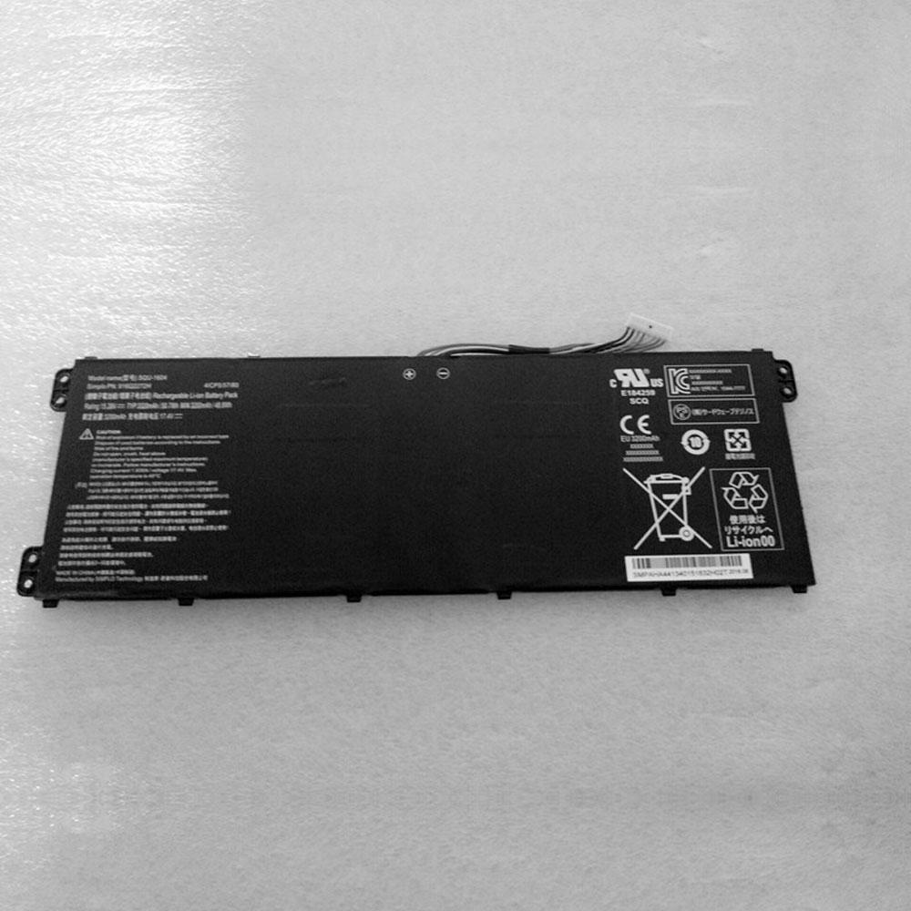 squ-1604 laptop accu