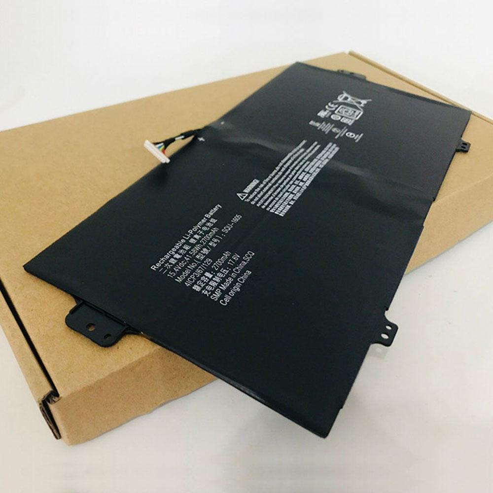 SQU-1605 laptop accu's