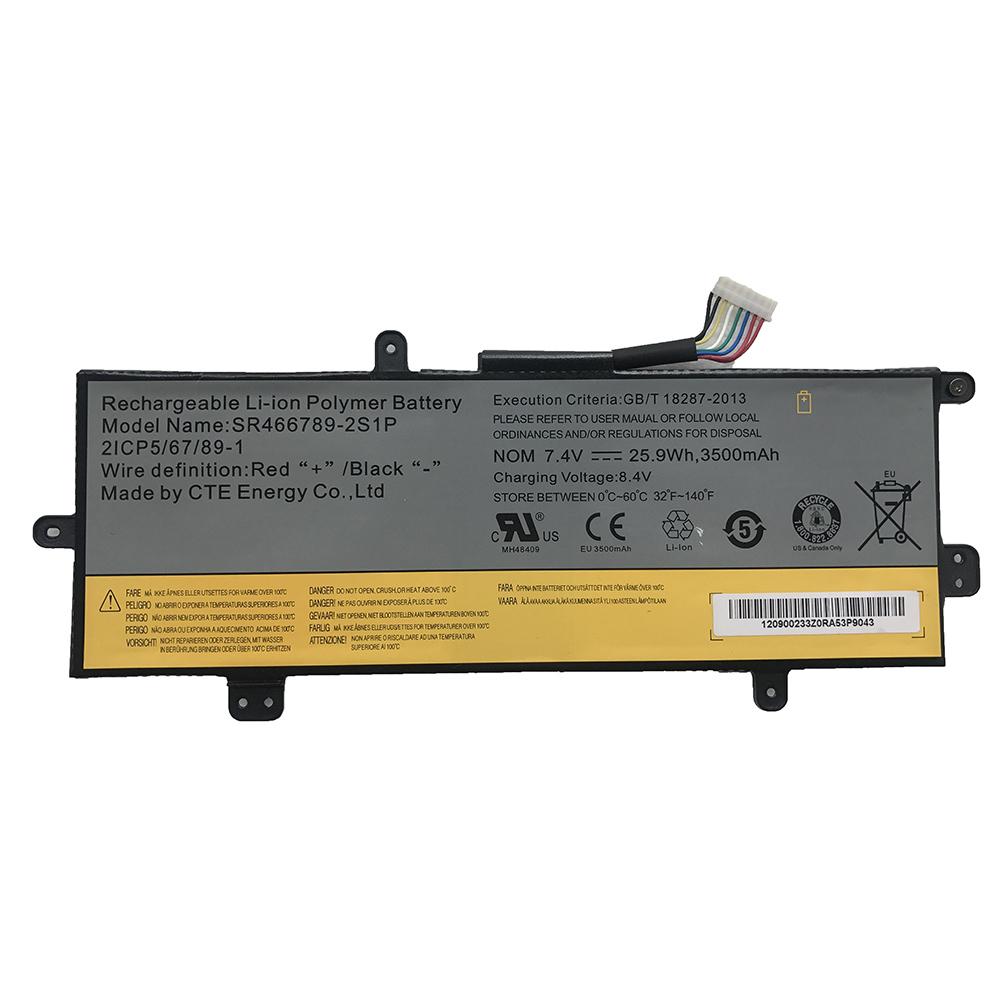 SR466789-2S1P batterij