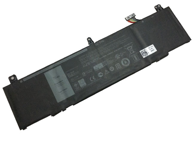TDW5P laptop accu's
