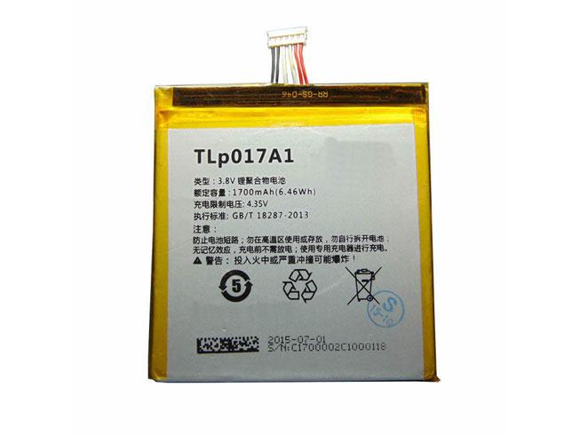 TLP017A1 Telefoon Accu's