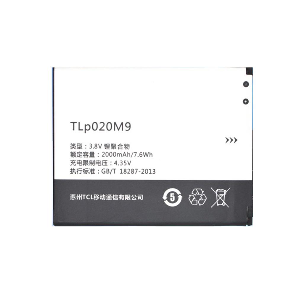 TLP020M9 Telefoon Accu's