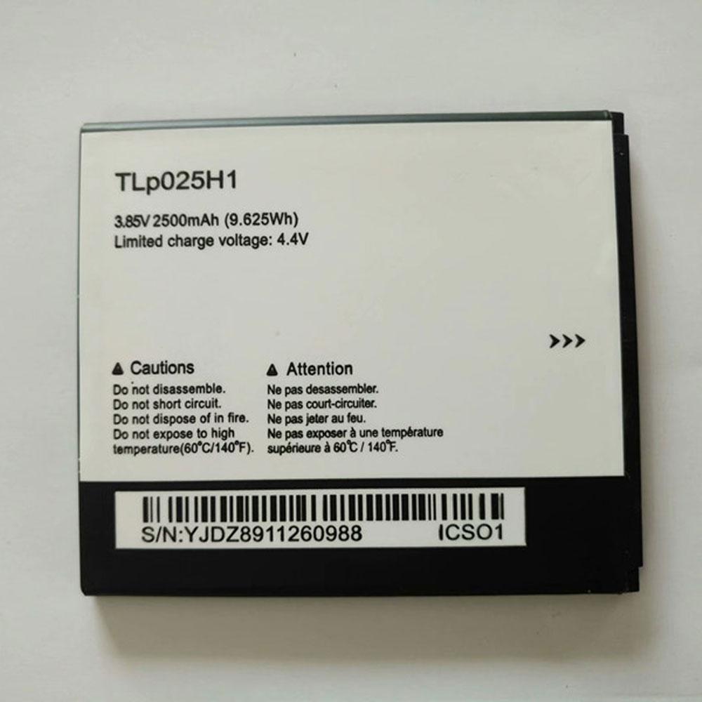 TLP025H1 Telefoon Accu's