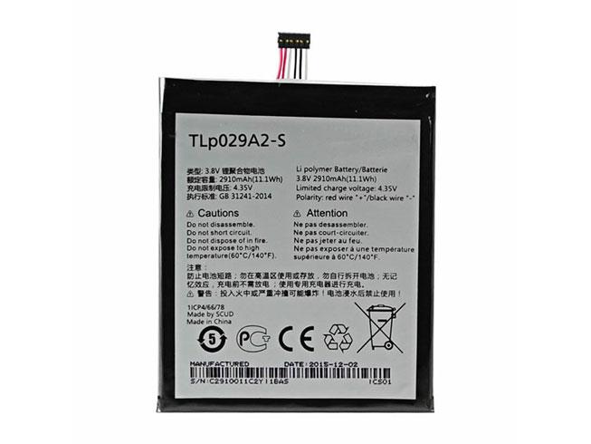 TLP029A2-S Telefoon Accu's