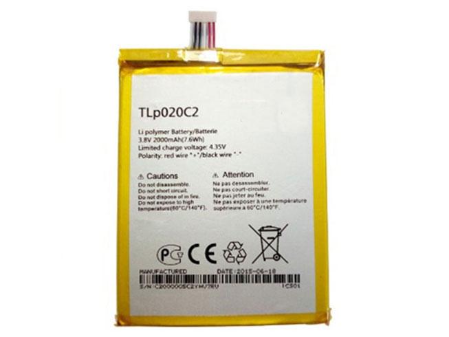 TLp020C2 Telefoon Accu's