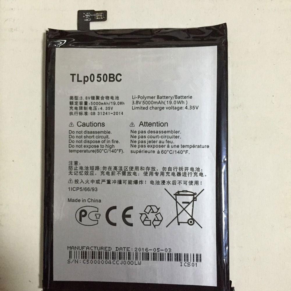 Batería para Alcatel  TLp050BC