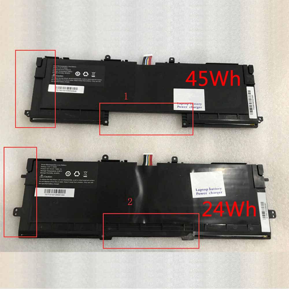 TU131-TS63-74 laptop accu's