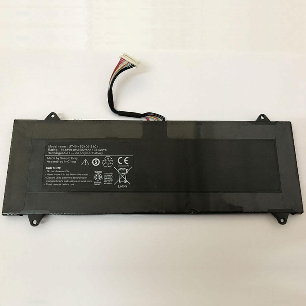 UT40-4S2400-S1C1 laptop accu's