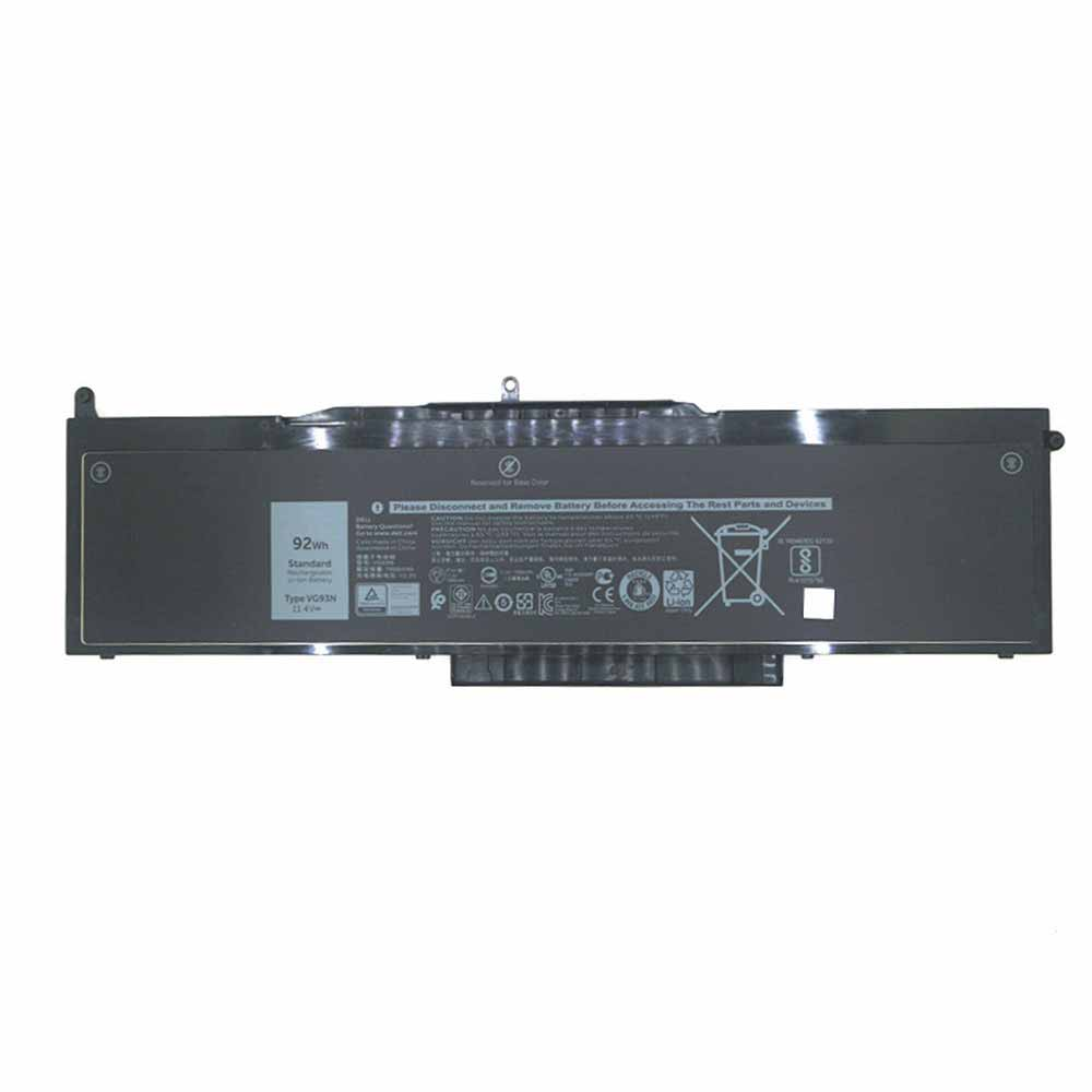 VG93N laptop accu's