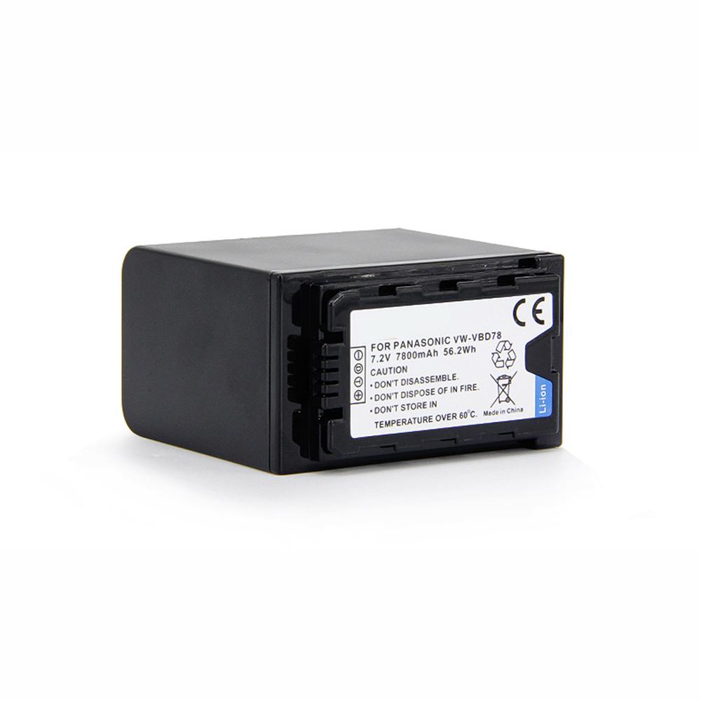 Panasonic HC MDH3 AJ PX298 HC MDH2GK VBD29 GK Camera  accu