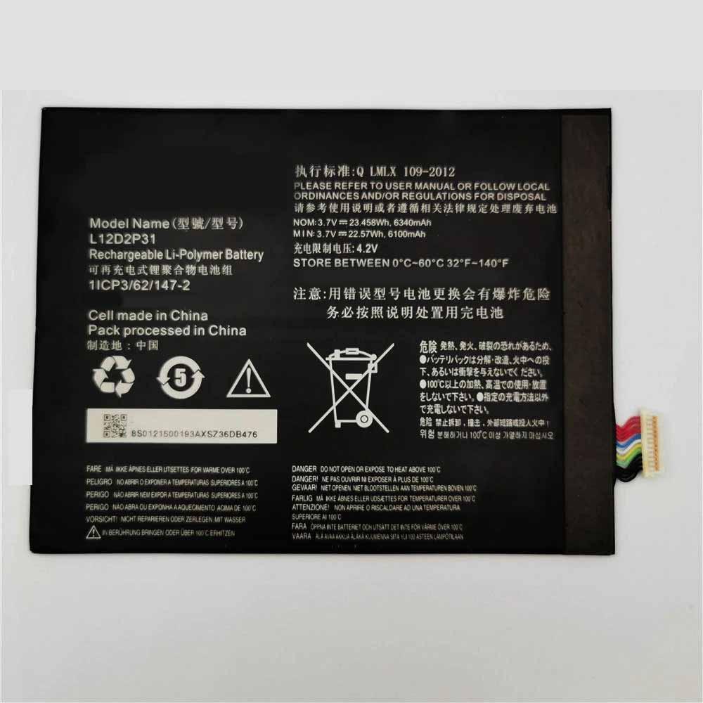 l12d2p31 Tablet accu