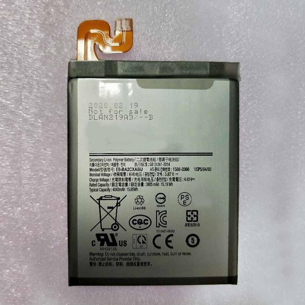 EB-BA2CXABU batterij