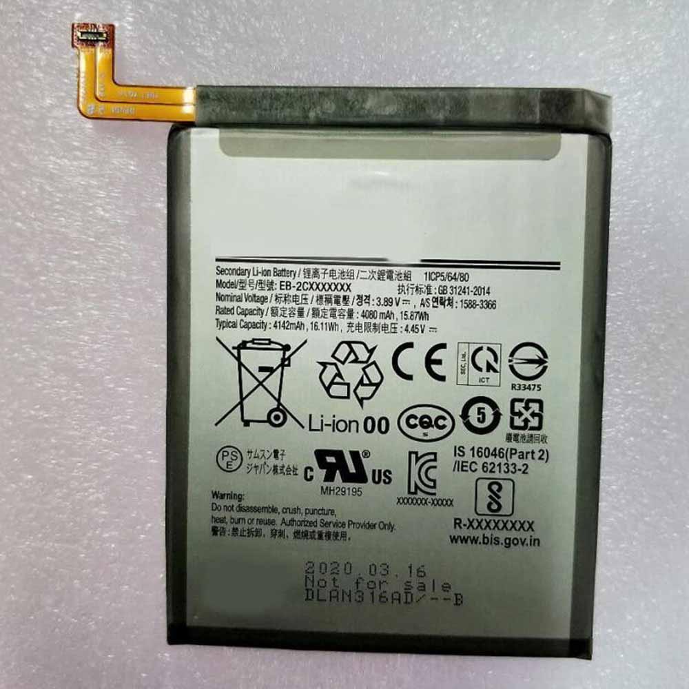 EB-2CXXXXXXX batterij