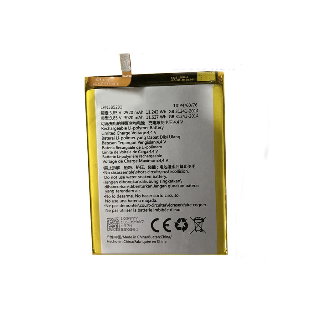 LPN385292 batterij