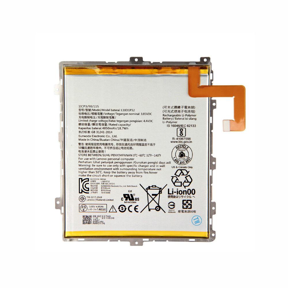 l18d1p32 Tablet accu