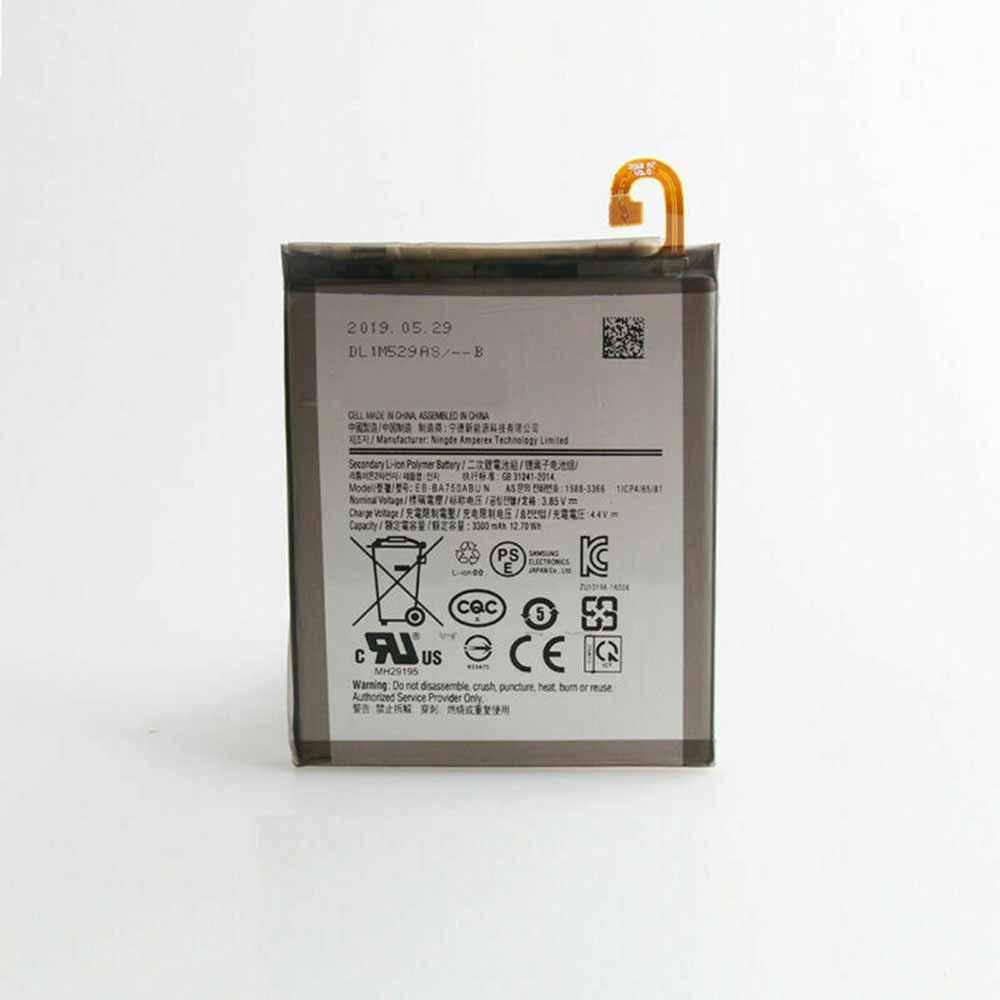EB-BA750ABU Telefoon Accu's