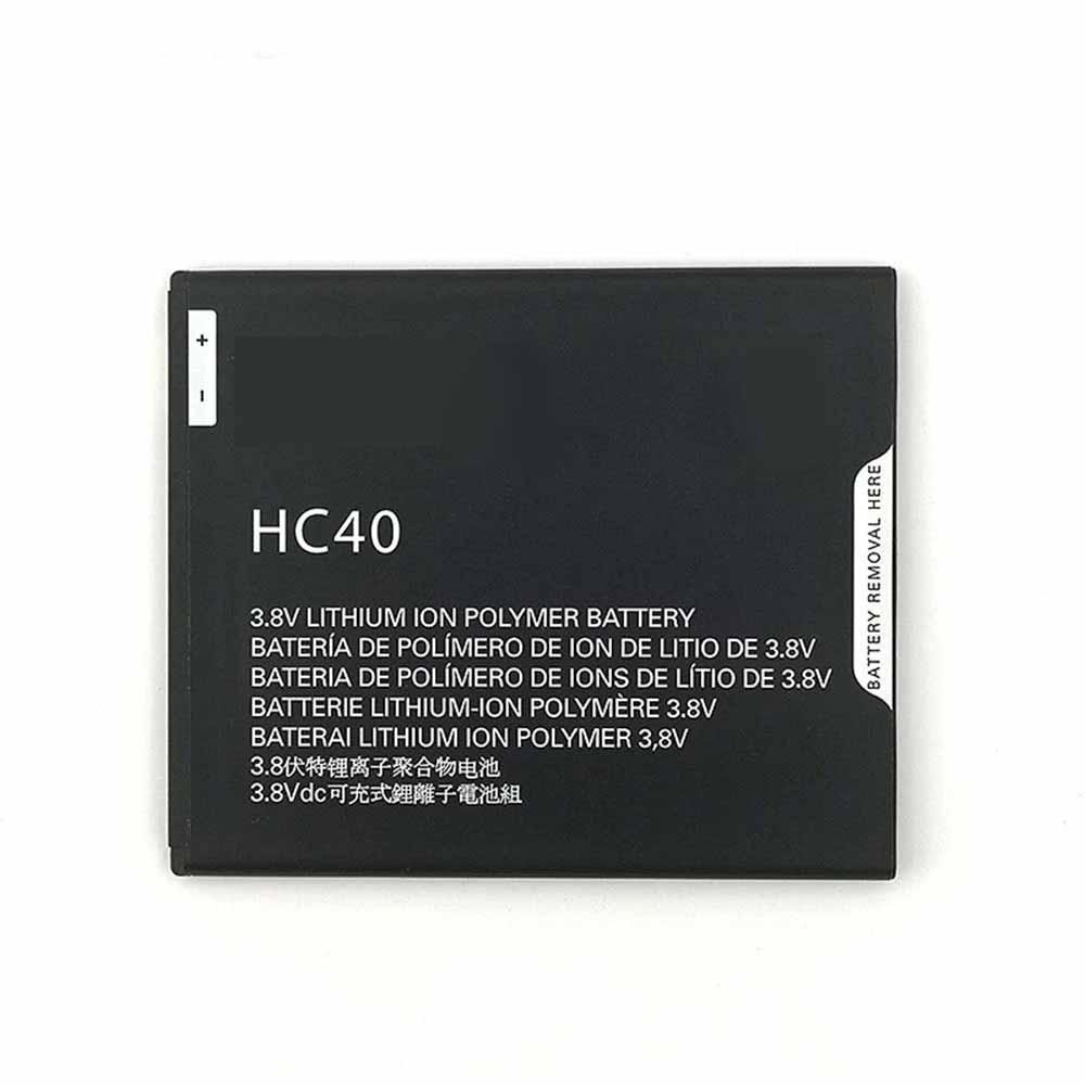 HC40 Telefoon Accu's