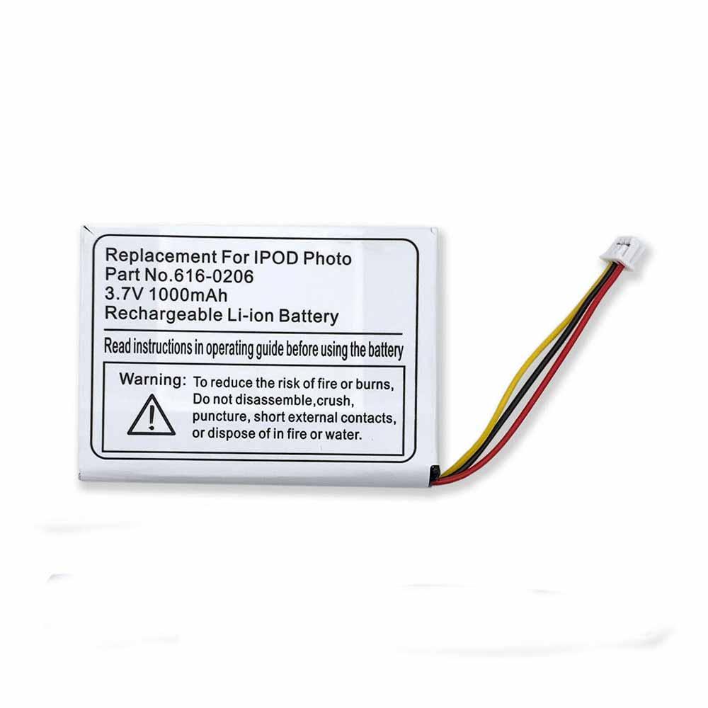 Apple iPod 4th Generation Telefoon accu