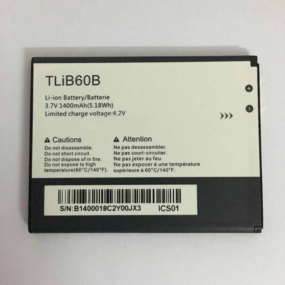 TLiB60B Telefoon Accu's