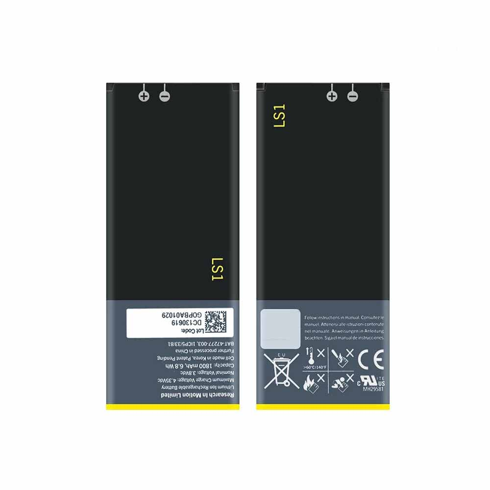 BlackBerry Z10 Telefoon accu