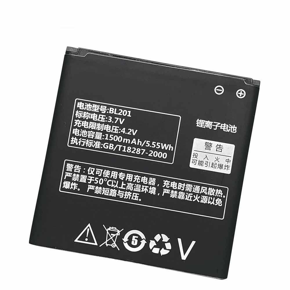 BL201 laptop accu's
