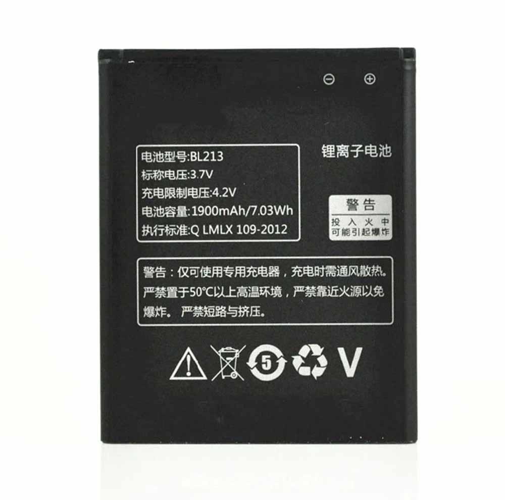 BL213 laptop accu's
