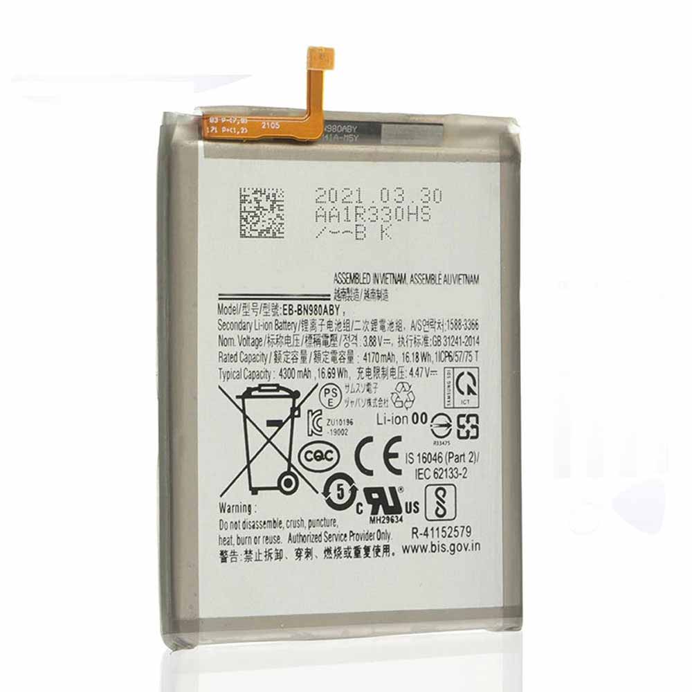 EB-BN980ABY 4170mAh/16.18WH 3.88V/4.47V laptop accu
