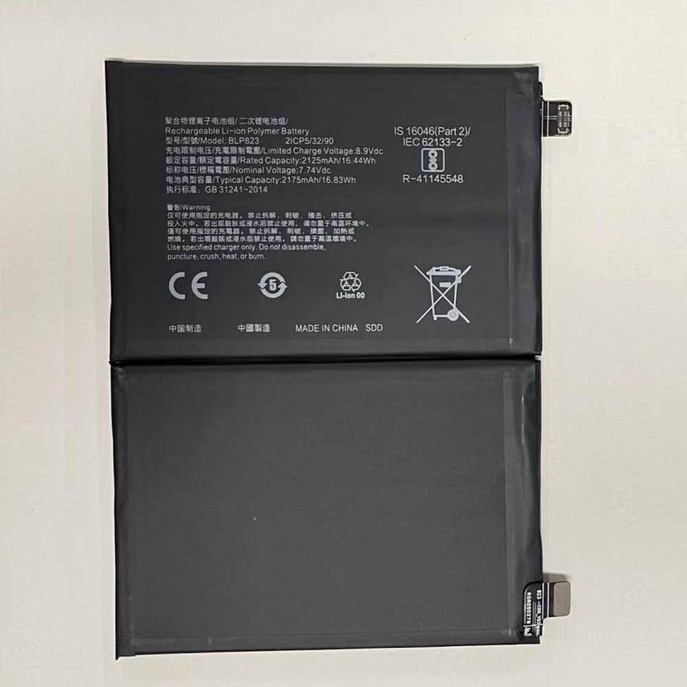 BLP823 batterij