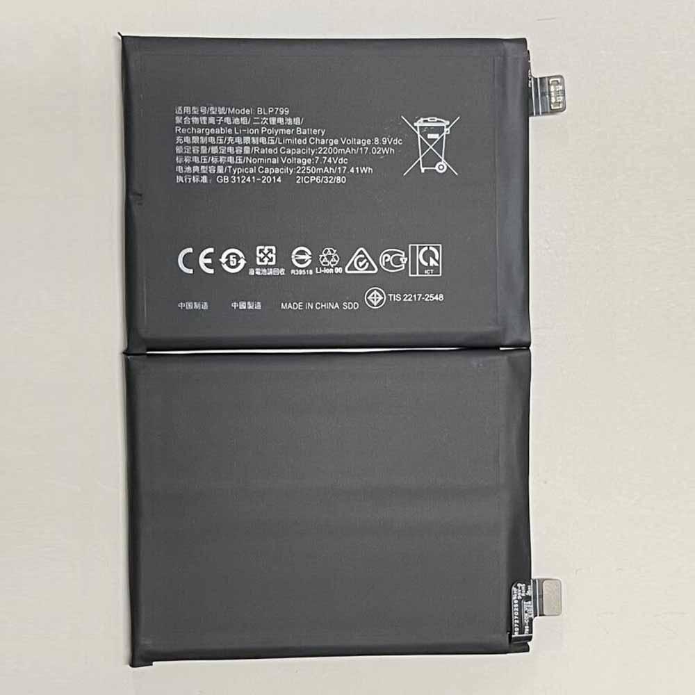 BLP799 batterij
