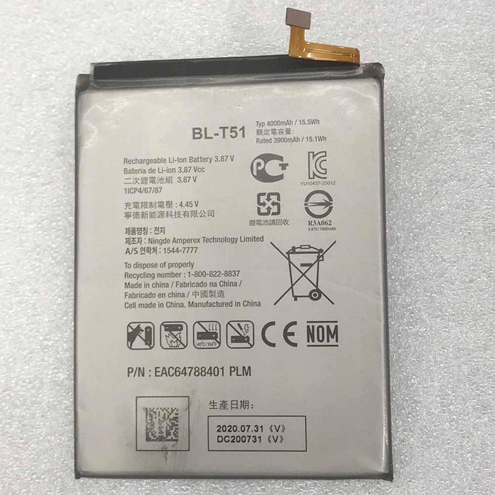 BL-T51 3900mAh/15.1WH 3.87V/4.45V laptop accu