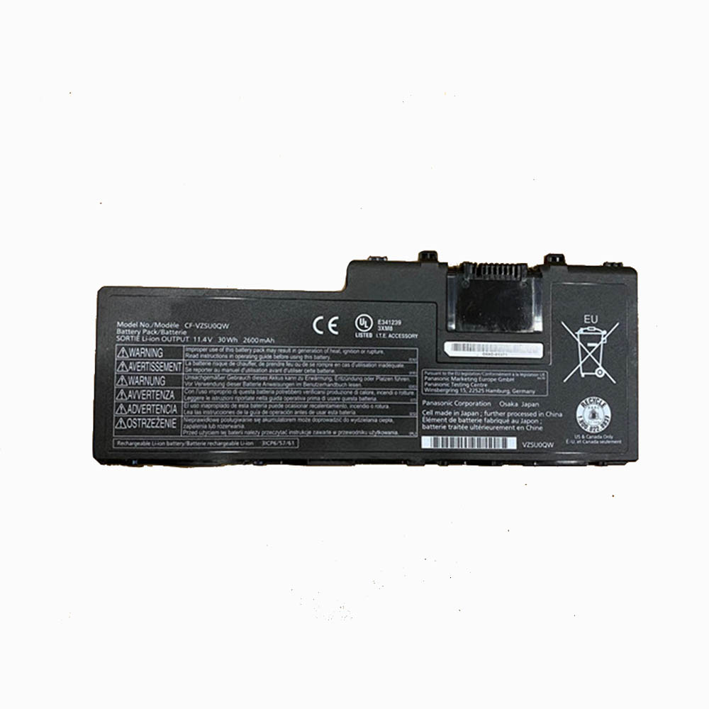 CF-VZSU0QW laptop accu's