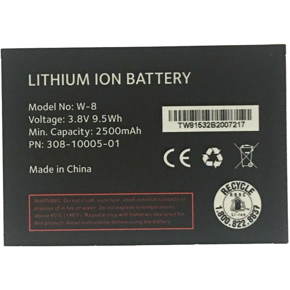 W-8 batterij
